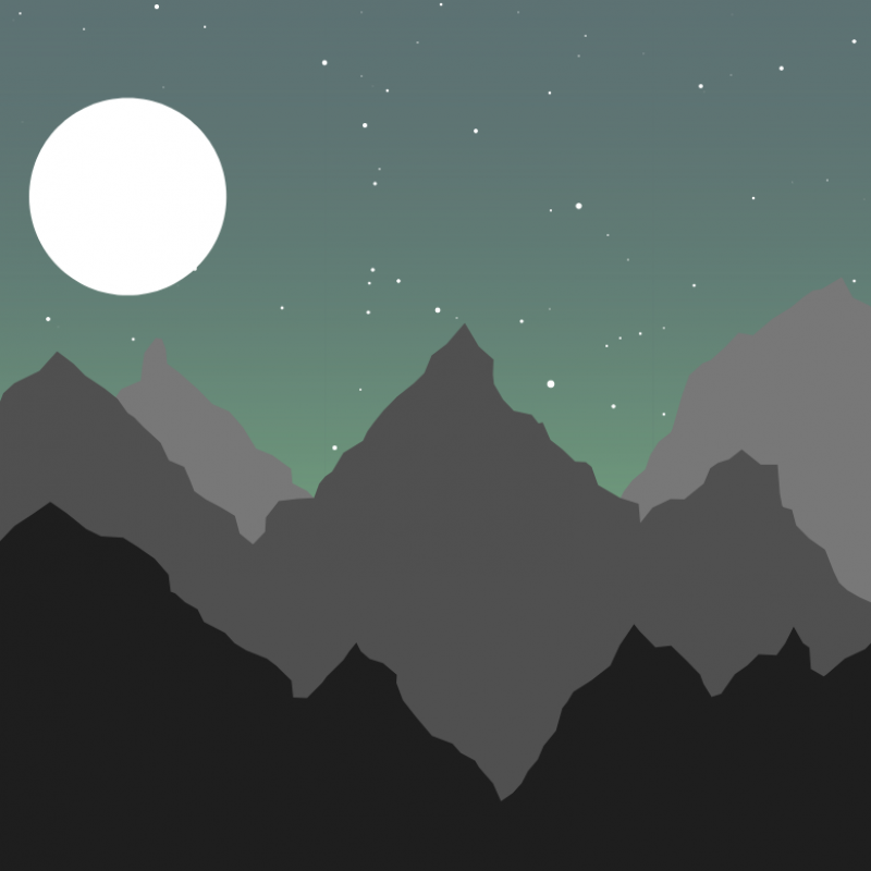 Procedural Mountains